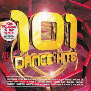 101 Dance Hits [4CD]
