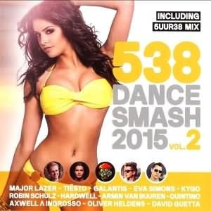 538 Dance Smash 2015 Vol.2
