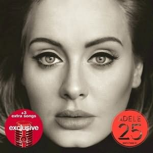 25 (Target Deluxe Edition)