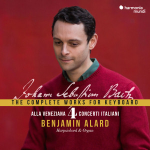 J.S. Bach - The Complete Works for Keyboard, Vol. 4 Alla Veneziana
