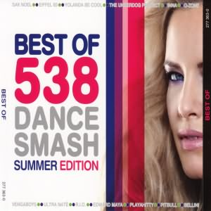 Best Of 538 Dance Smash - Summer Edition 2011 [5CD]