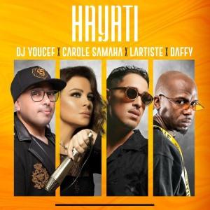 Hayati (feat. Carole Samaha, Lartiste & Daffy)