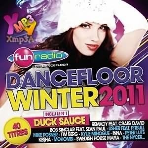 Fun Radio Dancefloor Winter 2011