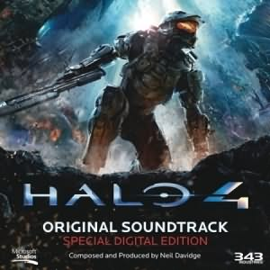 Halo 4 Original Soundtrack (Deluxe Edition)