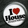 I Love House Sensation - 2010 - V.A