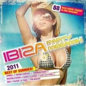 Ibiza Party Megamix 2011 Best of Summer