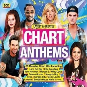 Latest & Greatest Chart Anthems [3CD]