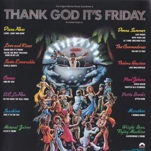 Thank God Its Friday 2CD (OST)