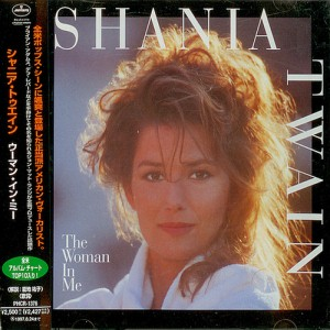 The Woman In Me [Japan]