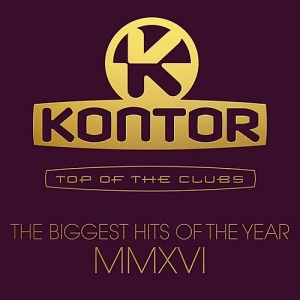 Kontor Top Of The Clubs - The Biggest Hi