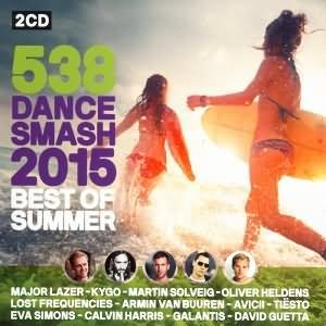 538 Dance Smash 2015 Best Of Summer [2CD]