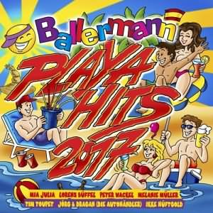 Ballermann Playa Hits 2017 [2CD]