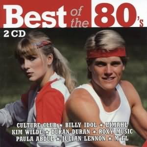 Best Of The 80s 2CD