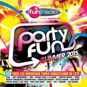 Fun Radio - Summer 2015 [2CD Edition]