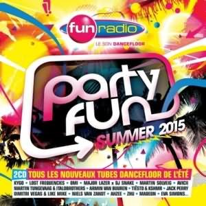 Fun Radio - Summer 2015 [2CD Edition]