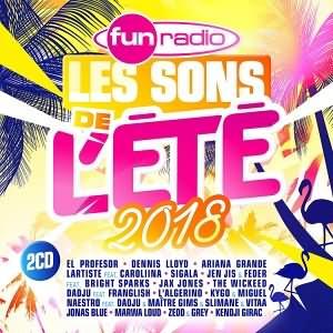 Fun Radio Les Sons De L Ete 2018