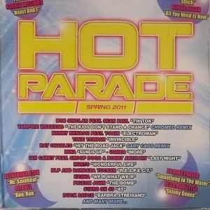 Hot Parade Spring 2011 2CD