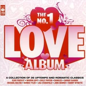 The No.1 Love Album [2CD]
