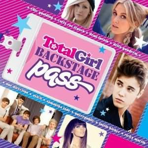 Total Girl Backstage Pass