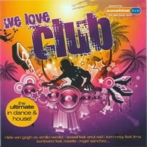 We Love Club 2CD
