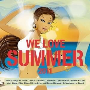 We Love Summer 2011 2CD