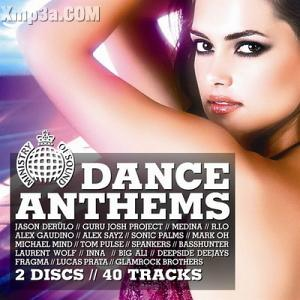 Ministry Of Sound Dance Anthems 2CD