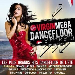 Virginmega Dancefloor Summer (2010)