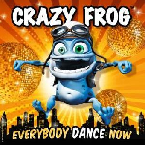 حصريا: البوم كريزي فروغ الجديد Crazy Frog :Everybody Dance Now