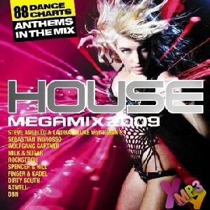 House Megamix 2CD