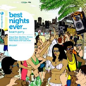 Best Nights Ever Beach Party 2CD