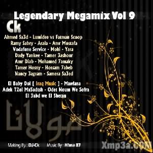 Legendary Megamix Vol.9