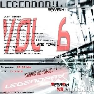 Legendary Megamix Vol.6