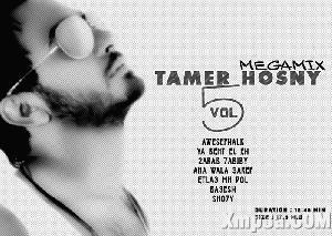 Tamer Hosny Megamix Vol.5