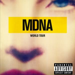 MDNA World Tour 2CD