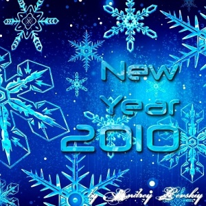 New year 2010  Mixed By (Dj Andrey Levskiy)